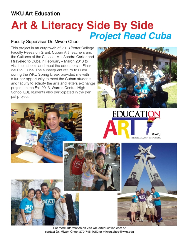 ArtLiteracy Cuba Poster HighRes